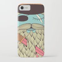 captain iPhone & iPod Cases featuring Captain Hope by Alejandro Giraldo