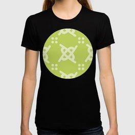 Knots and Dots Pattern  T-shirt