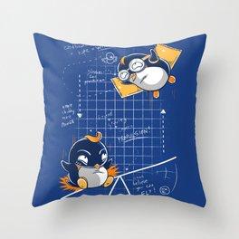 Perfect Plan Throw Pillow