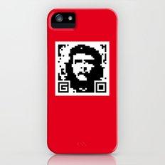 QR- Che iPhone (5, 5s) Slim Case