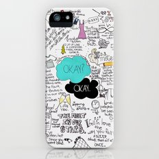 The Fault in Our Stars- John Green iPhone (5, 5s) Slim Case