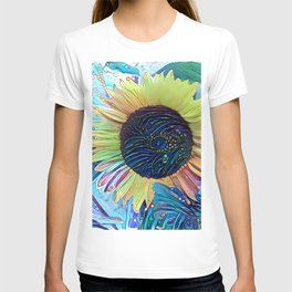 Sunflower Splash T-shirt