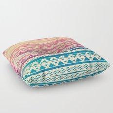 SURF TRIBAL II Floor Pillow