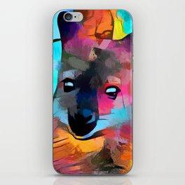 Wallaby iPhone Skin