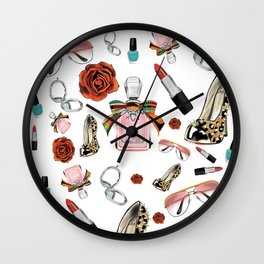 She's Pretty Wall Clock
