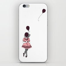 Going, Going, Gone iPhone & iPod Skin