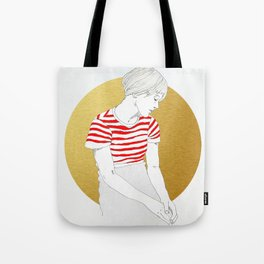 SUBMARINE (Hiding tonight) Tote Bag