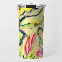 fleur Travel Mug