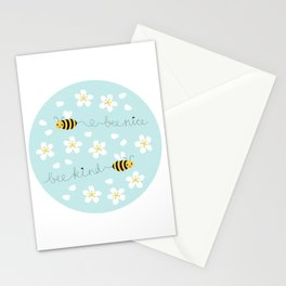 Bee Nice Stationery Cards