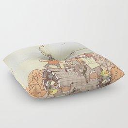 Smallwoods Pirates Floor Pillow