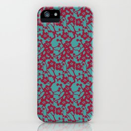 Japanese Pattern 10 iPhone Case