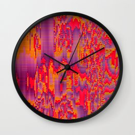 nitfessD Wall Clock