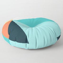 Geometric 1711 Floor Pillow