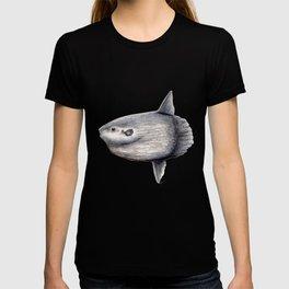 Ocean Sunfish (Mola mola) T-shirt