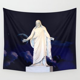 LDS Christus Wall Tapestry