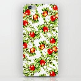 aple time iPhone Skin