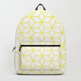 Hive Mind Yellow #193 Backpack