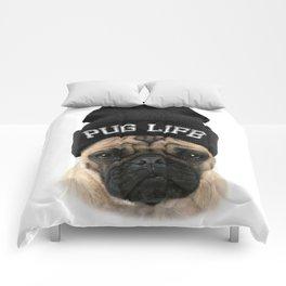 Pug Life Comforters