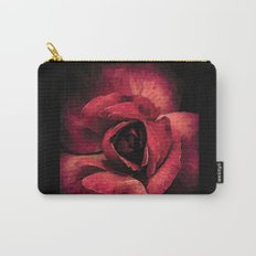 Rose qui s'ouvre colors fashion Jacob's Paris Carry-All Pouch