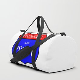 Wisconsinite And Proud Duffle Bag