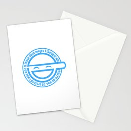 The Laughing Man Stationery Cards
