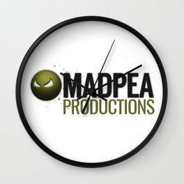MadPea Wall Clock
