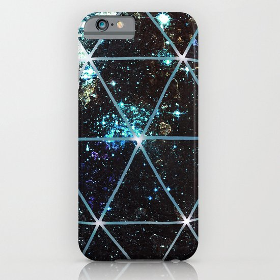 Galaxy Geodesic  iPhone & iPod Case