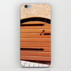 Hole In The Wall iPhone & iPod Skin