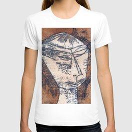 Paul Klee Saint of the Inner Light T-shirt