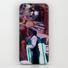 The Wedding Dancers iPhone Skin