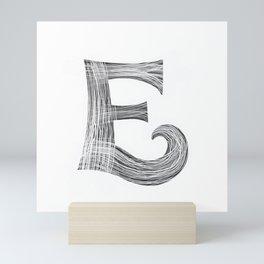 Edith Mini Art Print