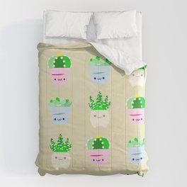 succulent 1 Comforters