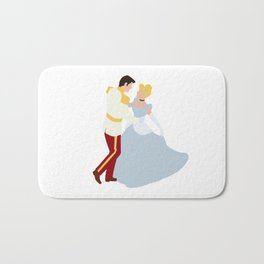 Cinderella and Henry Bath Mat