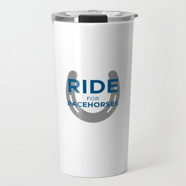 Ride for Racehorses - Prodigious Fund Travel Mug