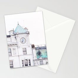London Green  Stationery Cards