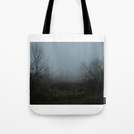 I Love when the Clouds Come to Live with Us Tote Bag