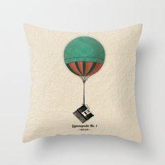 Gymnopedie No.1 - Erik Satie Throw Pillow