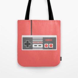 #48 NES Controller Tote Bag