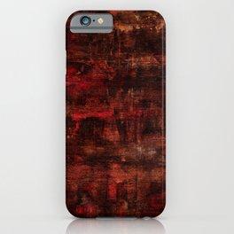 He Painted Me In Feelings- Desire iPhone Case