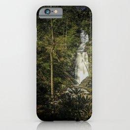 Tom's Creek Falls iPhone Case