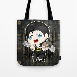 Master of Growls Tote Bag