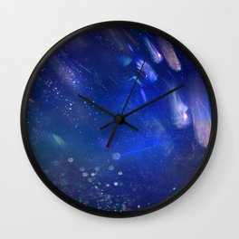 Galaxy IV Wall Clock
