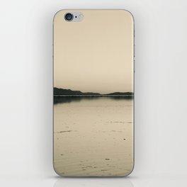 I kissed you goodbye iPhone Skin
