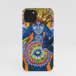 Estrella de la Luz - Angel of New Beginnings iPhone Case