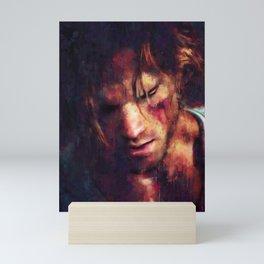 Scarification Mini Art Print