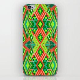 Geometria iPhone Skin