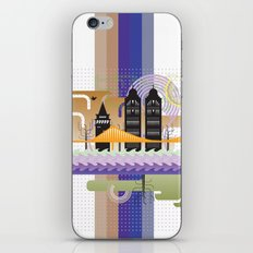 Istanbul aka Constantinopolis iPhone & iPod Skin