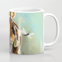 Indie and tiger Coffee Mug