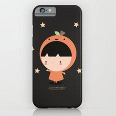 Cute Pumpkin iPhone 6s Slim Case
