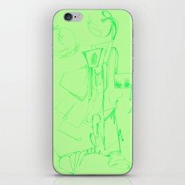 Titled. iPhone Skin
